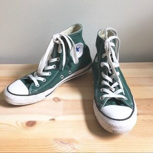 Converse Chuck Taylor All Star, Gloom Green sz 8